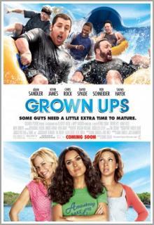 Дърти хлапета (2010) Grown Ups