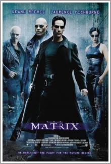 Matrix постер