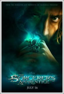 The Sorcerer's Apprentice (2010) / Чиракът на магиосника