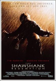 The Shawshank Redemption постер