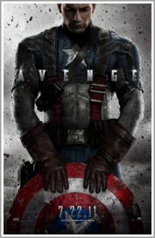 Капитан Америка: Първият Отмъстител  2011