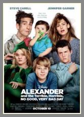 Александър и безкрайно лошия ден