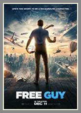 Свободен играч (Free Guy 2020)